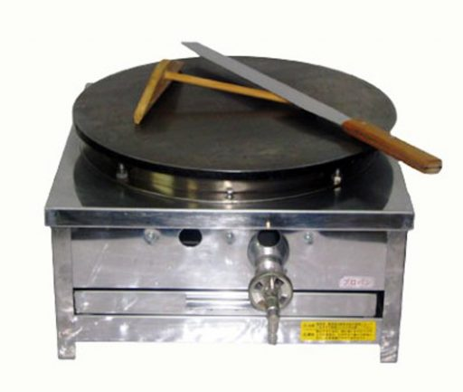クレープ焼機