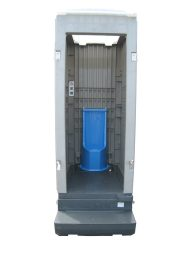 仮設トイレ小用