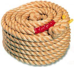 網引きロープ