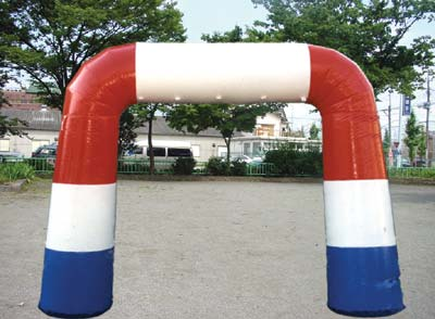 エアーアーチ門型(2m)